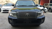 2013 TOYOTA LAND CRUISER AX G 60TH BLACK LEATHER SELECTION