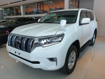 2017 TOYOTA PRADO 2.8 D4d Engine Facelift Japan