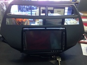 DOUBLE DIN PLAYER ACCORD 08 7  In car entertainment & Car navigation system > Camera and video in car