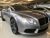 2013 BENTLEY CONTINENTAL GT 4.0 V8 HIGH SPEC UNREG