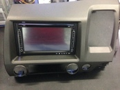 DOUBLE DIN PLAYER CIVIC 2009 7 Other Accesories