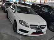 2013 MERCEDES-BENZ A250 2.0 AMG Sport