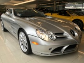 2006 MERCEDES-BENZ SLR MCLAREN 5.4 LIMITED UNIT IN WORLD
