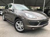 2011 PORSCHE CAYENNE S 4.8 V8 PANORAMIC ROOF UNREG