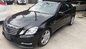 2012 MERCEDES-BENZ E-CLASS E250 AMG JAPAN SPEC UNREG