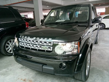 2011 LAND ROVER DISCOVERY 4 3.0 TDV6 UK UNREG (NO SST)