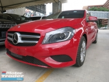 2015 MERCEDES-BENZ A-CLASS A180 RED EDITION