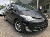 2011 TOYOTA ESTIMA 2.4 20TH ANNIVERSARY EDITION SUNROOF MOONROOF UNREG