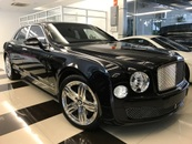 2012 BENTLEY MULSANNE 6.75 V8 TWIN TURBO LUXURY CAR UNREG #INCLUDED GST
