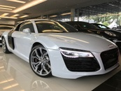 2014 AUDI R8 4.2 V8 FSI QUATTRO NEW FACELIFT UNREG #INCLUDED GST