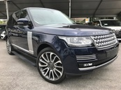 2014 LAND ROVER RANGE ROVER VOGUE AUTOBIOGRAPHY 5.0 FULL SPEC UNREG #INCLUDED GST
