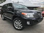 2012 TOYOTA LAND CRUISER 4.5 DIESEL NEW FACELIFT UNREG #INCLUDED GST