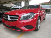 2015 MERCEDES-BENZ A-CLASS A180 RED EDITION BI XENON LED HEADLAMPS DAYTIME LED SYSTEM