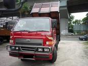 2004 DAIHATSU DELTA V58 Tipper 1Ton Lorry 4500Kg (New Tipper)
