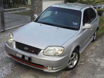 2006 HYUNDAI ACCENT RXS5(A)