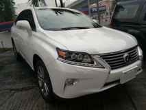 2014 LEXUS RX350 3.5 Facelift Unreg (no sst)
