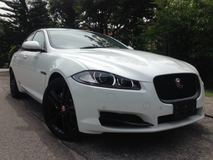 2014 JAGUAR XF 2.0 TURBO JAPAN UNREGISTER