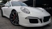 2013 PORSCHE 911 2013 Porsche 911 Carrera S 3.8 C2S AERO KITS UNREG
