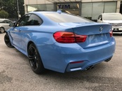 2015 BMW M COUPE M4 3.0 TWIN TURBO SUNROOF UNREG