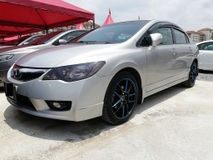 2009 HONDA CIVIC 2.0 Blaklis PTPTN Can Loan