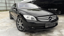 2007 MERCEDES-BENZ CL CL 500