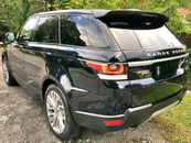 2014 LAND ROVER RANGE ROVER SPORT 3.0 HSE (A) UNREGISTERED