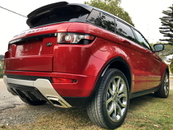 2013 LAND ROVER RANGE ROVER EVOQUE 2.0T Si4 DYNAMIC (A) UNREGISTERED