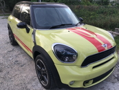 2012 MINI Countryman COOPER S 1.6 (A) UNREGISTERED