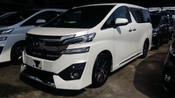 2015 TOYOTA VELLFIRE EXECUTIVE LOUNGE