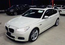 2011 BMW 5 SERIES 535I GT S DRIVE 3.OA TWIN TURBO JAPAN SPEC UNREG