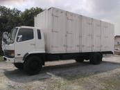 2000 MITSUBISHI FUSO OTHER CORRUGATED BOX 24FT 16000KG
