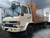 1997 ISUZU FVR13N ISUZU FVR13N CARGO 24.6 FT 16000KG