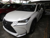 2015 LEXUS NX 200T F-SPORT JAPAN SPEC FULL SPEC