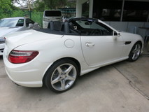 2012 MERCEDES-BENZ SLK 2012 SLK 200 1.8 AMG 7 SPEEDAMG SUSPENSIONAMG EXHAUSTAMG BUCKET LEATHER SEATSAMG BRAKERAMG 18 RIMAMG BODYKIT