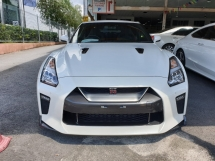 2016 NISSAN GT-R R35 3.8 Black Edition