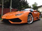 2014 LAMBORGHINI HURACAN Lamborghini huracan 5.2 UNREG
