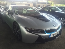 2014 BMW I8 Pure Impulse