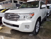 2015 TOYOTA LAND CRUISER 4.5L DIESEL TURBO UK VERSION FULL SPEC (UNREG)