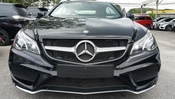 2014 MERCEDES-BENZ E-CLASS E200 COUPE AMG FULL SPEC NEW CAR NEW AP