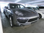 2012 PORSCHE CAYENNE Diesel 3.0 Turbo Full Spec