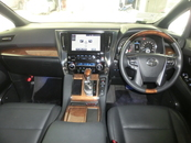 2015 TOYOTA ALPHARD 3.5 Executive Lounge