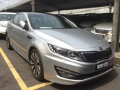 2012 KIA OPTIMA K5 2.0 Under Warranty Until 2018 12/13