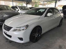 2011 TOYOTA MARK X UNREG 2011