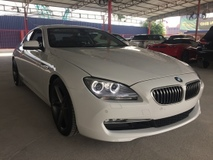 2012 BMW 6 SERIES 640 COUPE UNREG 2012