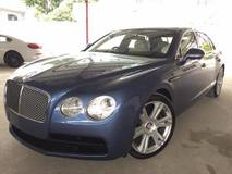 2015 BENTLEY FLYING SPUR UNREG 2015