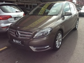 2014 MERCEDES-BENZ B-CLASS B200 1.6 Under Warranty
