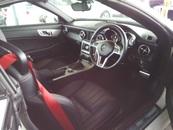 2013 MERCEDES-BENZ SLK 240 AMG Moonroof Unregistered