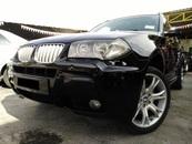2010 BMW X3 2.5i M SPORT
