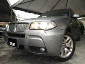 2011 BMW X3 2.5SI M SPORT