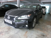 2012 LEXUS GS250 2.5 V6 High Spec Unreg
